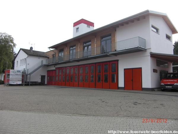 Feuerwehrhaus Beerfelden